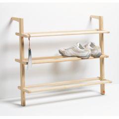 hannah kleiderb gel aus holz und anna haken www. Black Bedroom Furniture Sets. Home Design Ideas